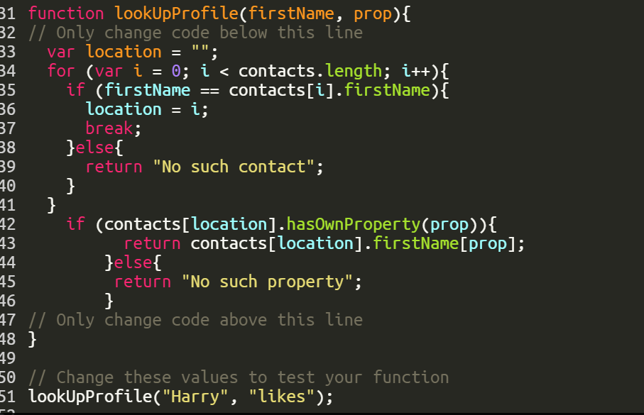 how to break out of foreach loop javascript