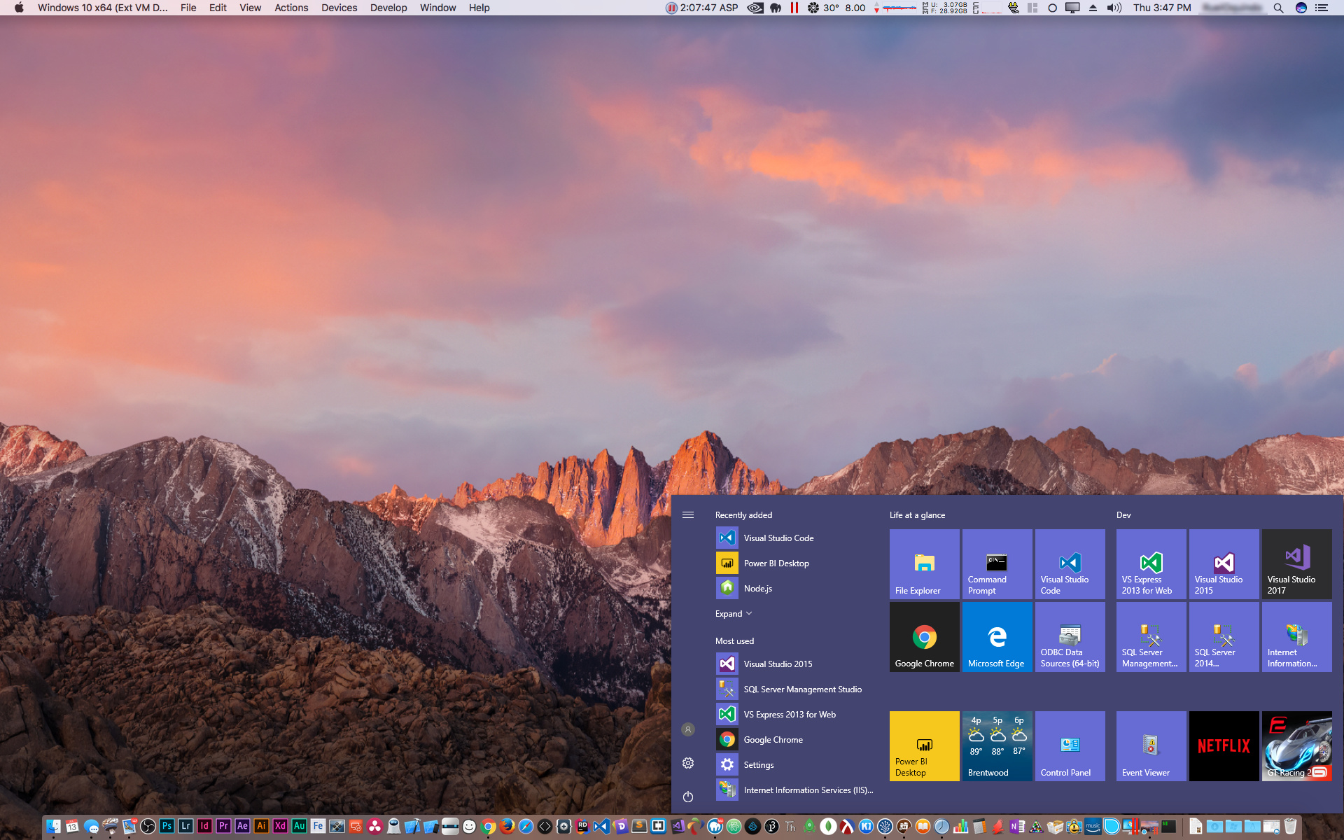 Why do so many devs use macs for laptop choice? - The